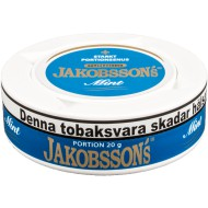 Jakobsson's Mint Strong Portion Snus