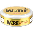 General G.3 Wire Super Strong Slim White Dry