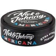 Nick & Johnny Americana Xtra Strong Portion Snus