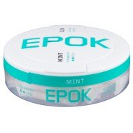 Epok Mint White Slim Portion Snus
