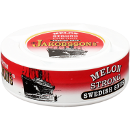 Jakobsson's Melon Strong Portion Snus