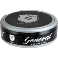 General Classic White Portion Snus