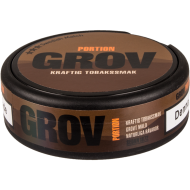 Grov Original Portion Snus