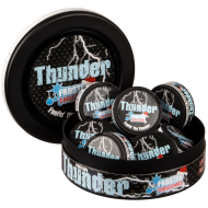 Thunder Frosted Christmas Portion Snus Limited Edition Big Can