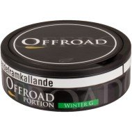 Offroad Wintergreen Portion Snus