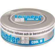 Thunder Extra Strong Cool Mint Slim White Dry Snus
