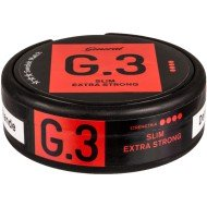 General G.3 Extra Strong Slim Portion Snus