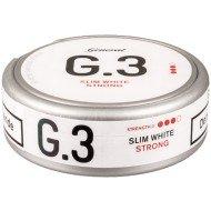 General G.3 Slim White Portion Snus