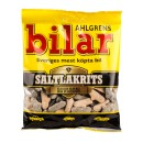 Ahlgrens Bilar - Salty Licorice 100g