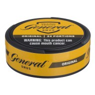 General Classic Portion Snus