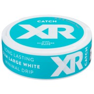 XRANGE Catch Slim Large White Mint Portion