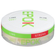 Epok Strong Lime Slim White