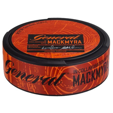 General Mackmyra Original Portion Snus