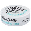 Nick & Johnny - Crushed Ice White Xtra Strong