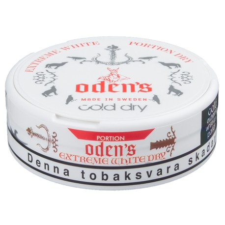 Oden's Cold Extreme White Dry