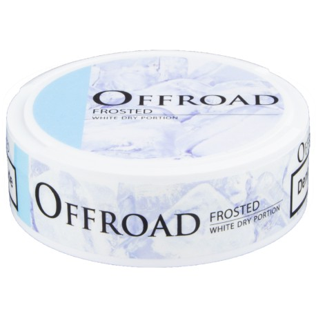 Offroad Frosted White Dry