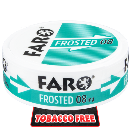 Faro Frosted 08