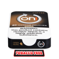 on! Coffee 4 Nicotine Pouches