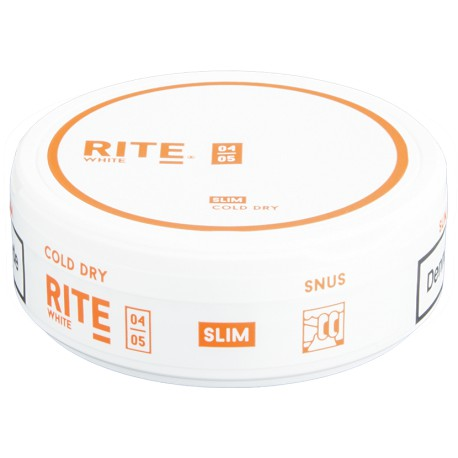 RITE Cold Dry White Slim Portion