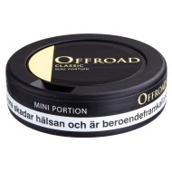 Offroad Classic Mini Portion Snus
