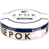 Epok Blueberry White Slim Portion Snus